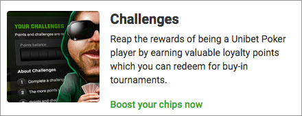 UNIBET-poker register bonus