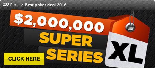 888 poker deal 2016