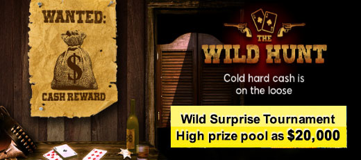 best-offers-888poker wild tournament
