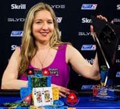 EPT Sanremo Season 10 Main Event – Victoria Coren Wins