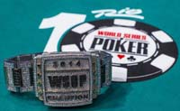 The Poker Grapevine: WSOP Main Event on Break