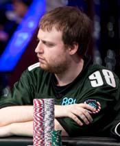 WSOP November Nine - McKeehen in Driver's Seat
