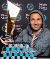 Nick Maimone Wins 2016 PCA $25k High Roller