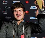 Dzmitry Urbanovich Wins EPT Dublin Main Event