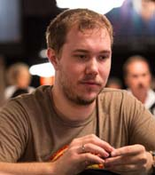 Online Poker Action - Kostritsyn Wins, Blom is Back