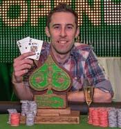 2016 Irish Open - Daniel Wilson Wins