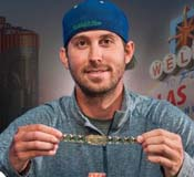 2016 WSOP - Kyle Julius Scores First WSOP Bracelet