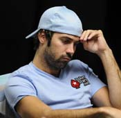 Mercier Misses Out on $10k Razz Bracelet