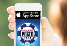 Qualify for WSOP with Mobile App